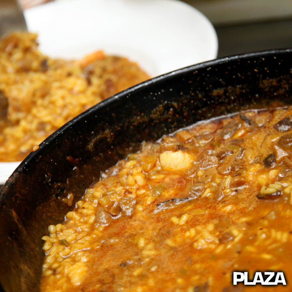 Sabrosos Arroces cada día en Bar Plaza Gandia